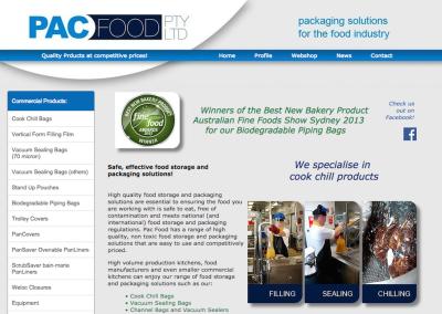 Pac Food Pty Ltd.