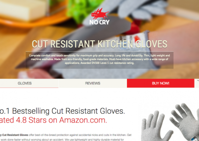 NoCry Gloves